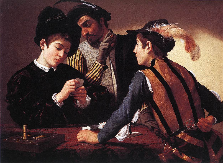 Caravaggio-os-trapaceiros