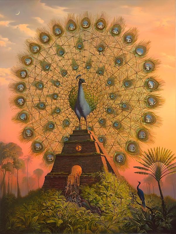 Sacred Bird of Yucatan