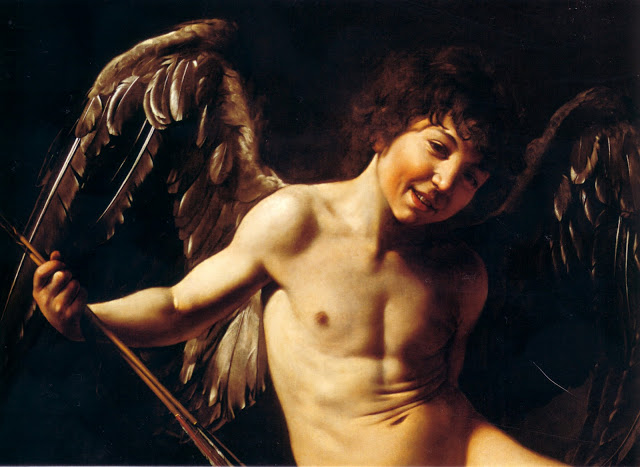 cupido Caravaggio