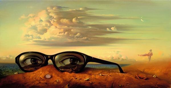 forgotten sunglasses